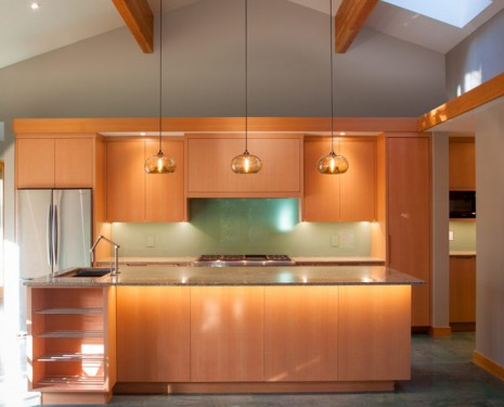 SaltSpring E4 Backsplash Dead On